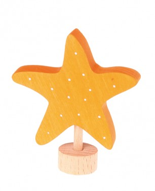 Figurine en bois Etoile de mer GRIMM\'s
