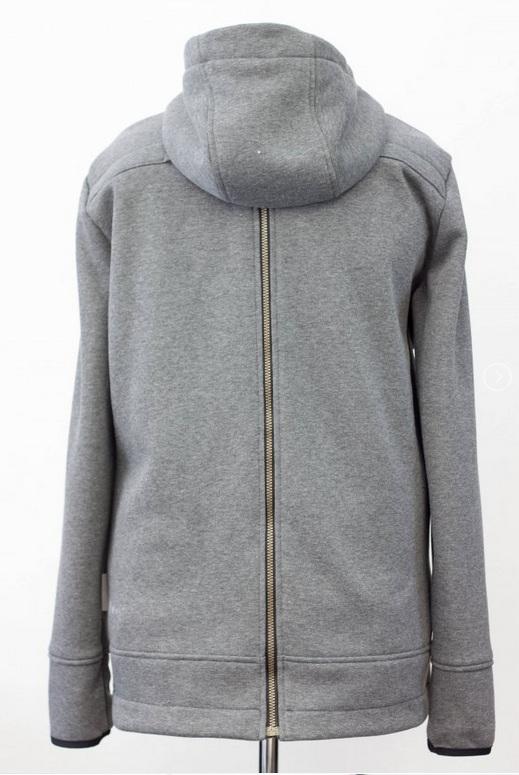 hoodie portage homme