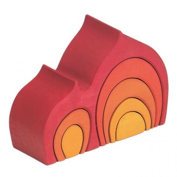 Maison-rouge-7-pièces-Glückskäfer