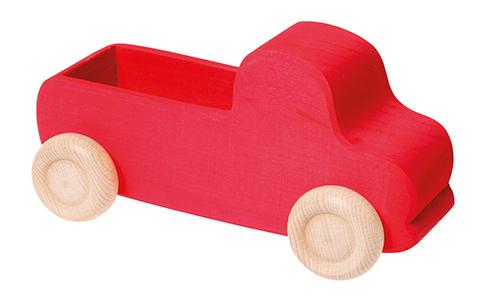Camion en bois Rouge Grimm\'s