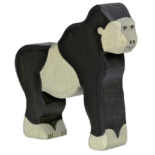 Gorille Holztiger