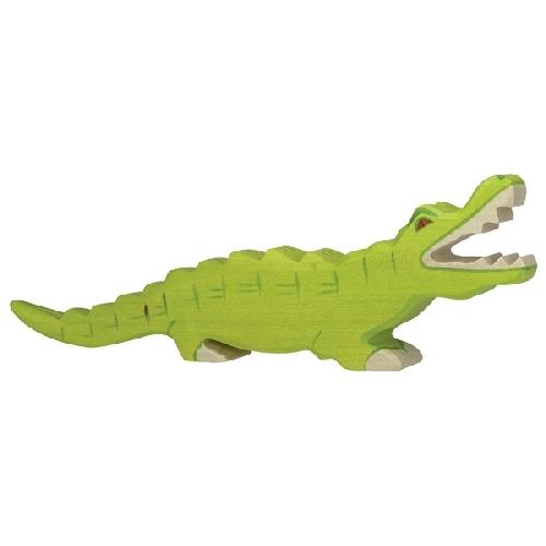 Crocodile Holztiger
