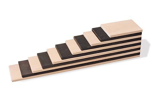 Planches de construction en bois Monochrome Grimm\'s