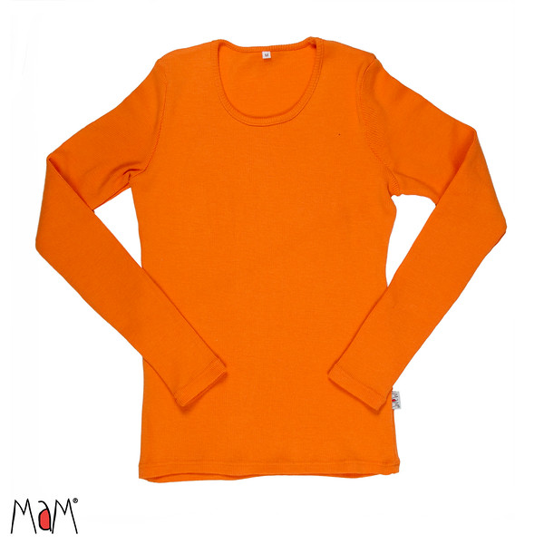 MaM Tee-shirt manches longues en laine femme - différents coloris