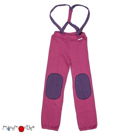 ManyMonths Hazel Pants en laine -différents coloris