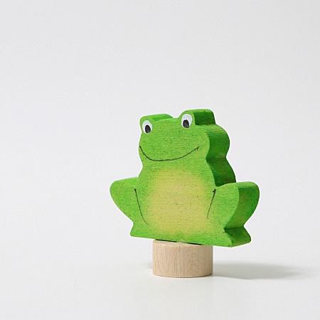 Figurine en bois Grenouille Grimm\'s
