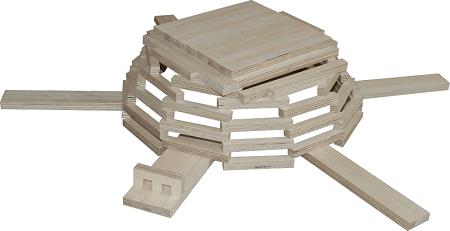 Jeu-de-construction-en-bois-Cloze-la-Chevronnée-102-pièces-4