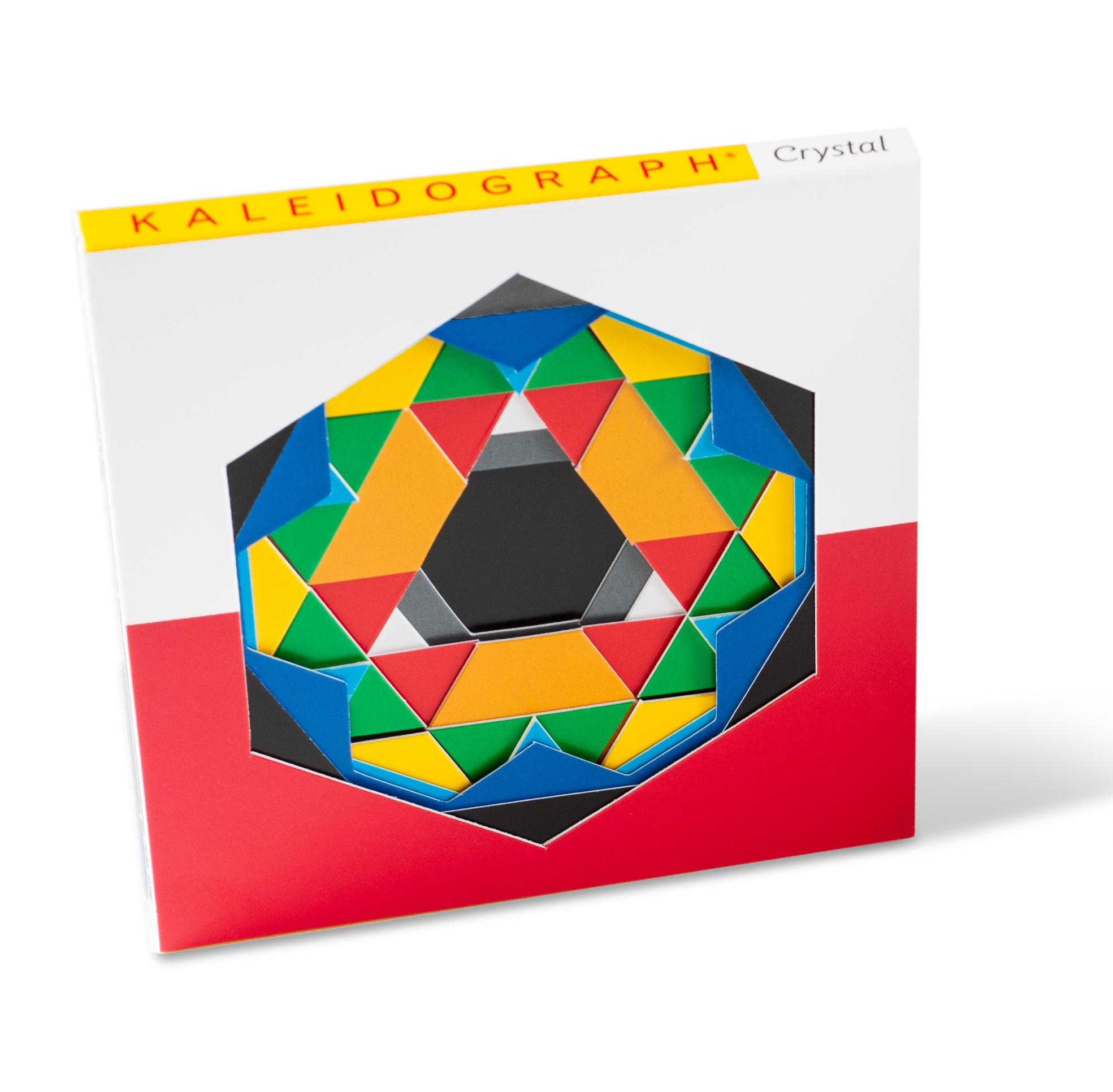 Kaleidograph - Jeu de cartes créatives Crystal