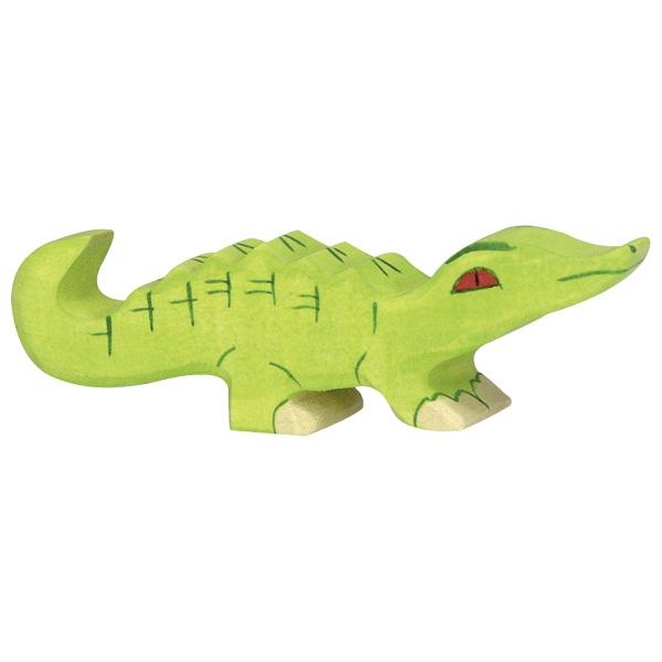 Crocodile Petit Holztiger