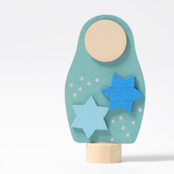 Figurine en bois Matriochka Grimm\'s
