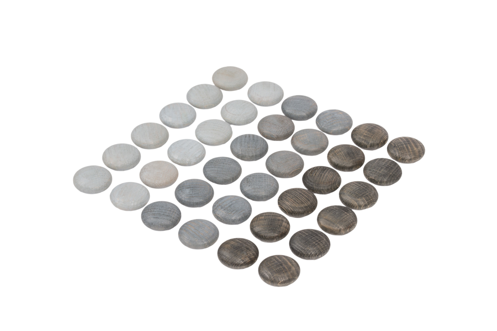 Mandala pierres - Lot de 36 - GRAPAT