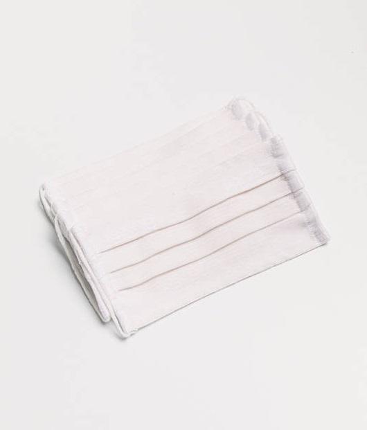 Masque de protection lavable - 3 couches - Lot de 10