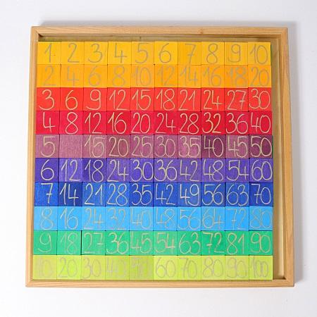 Calculer avec les couleurs - 200 pièces GRIMM's 6