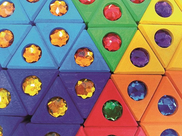 Art. 0186 Dreiecke gross Bild 2