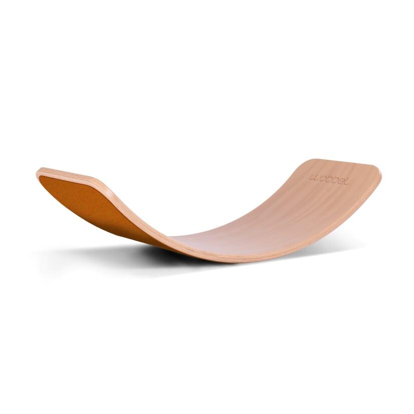 Wobbel Planche d\'équilibre Originale Feutre Rouille