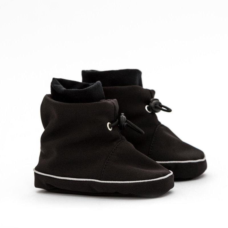 Bottines de portage Liliputi Midnight snow