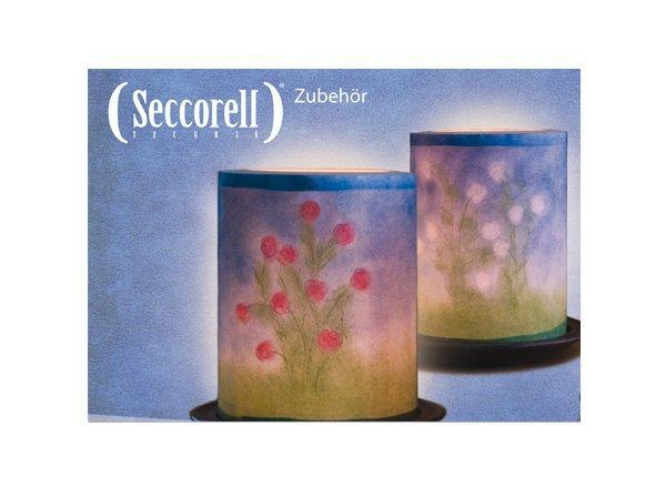 Bloc de feuilles Seccorell pour lanternes