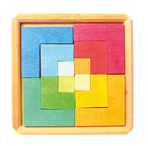Puzzle Créatif Carré GRIMMS