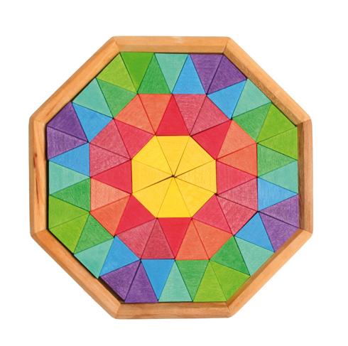 Puzzle Créatif Octogone GRIMMS