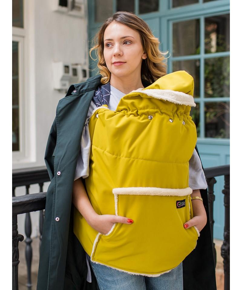 Couverture de portage ISARA Mellow Yellow