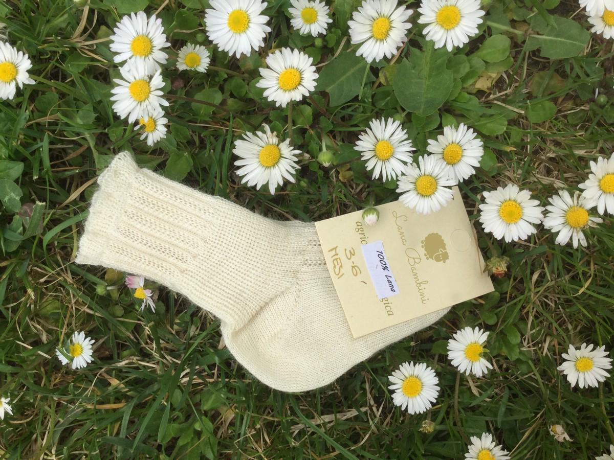 Chaussettes en laine Luca - bébé - Lana Bambini