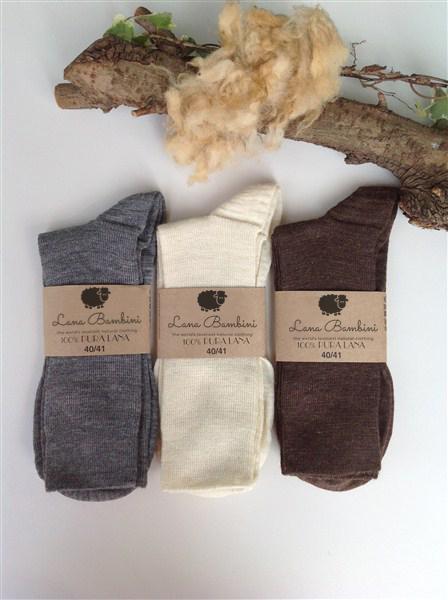 Chaussettes en laine Chiara - Lana Bambini