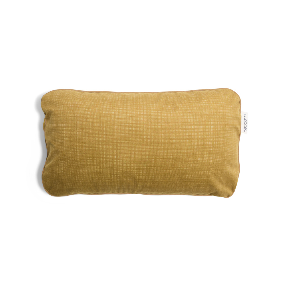Coussin Wobbel Ocre