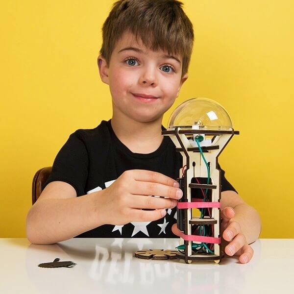 Construis ta lampe torche Koa Koa 2