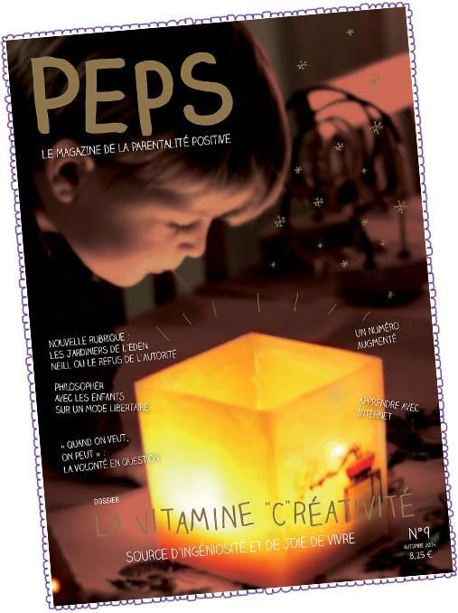 PEPS Magazine 9