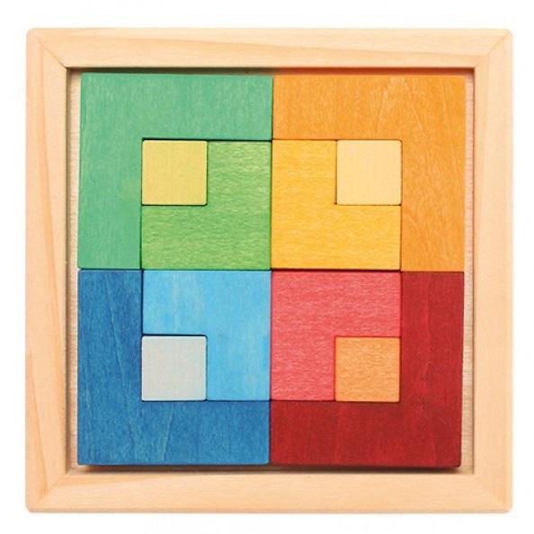 Variations autour de cubes Grimm\'s