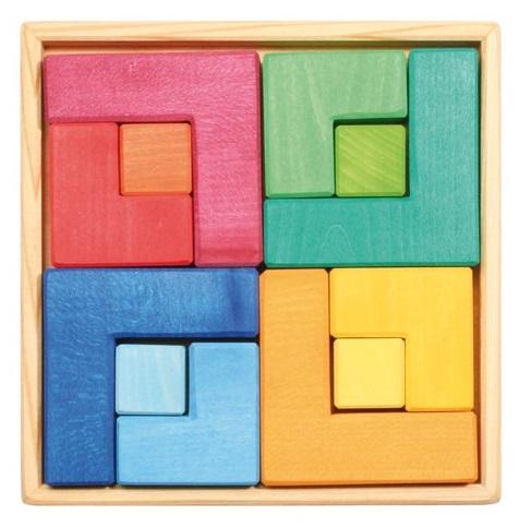 Puzzle créatif carré grand format Grimm\'s
