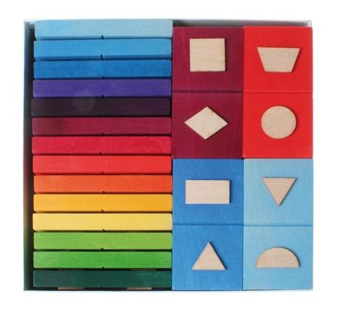 Domino formes géométriques Grimm\'s