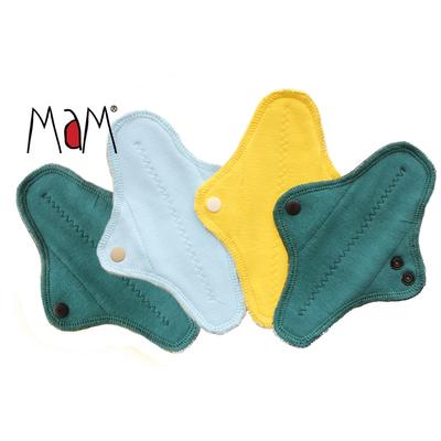 4 Mini Serviettes Hygiéniques MaM