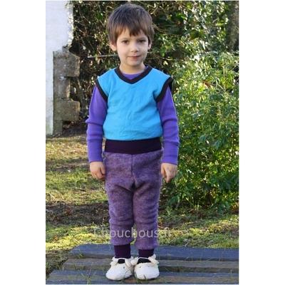 Cosilana Pantalon Violet