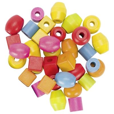 Set de 45 grosses perles GOKI