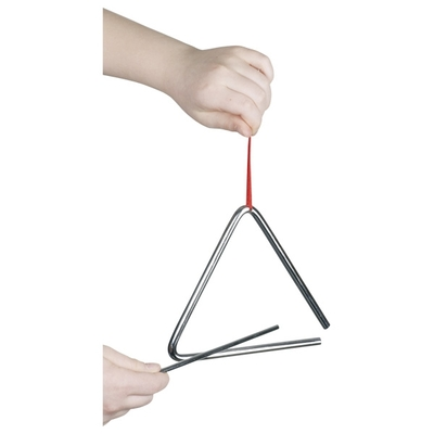 Triangle instrument de musique GOKI