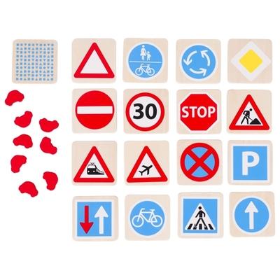 Mémo les panneaux de signalisation GOKI