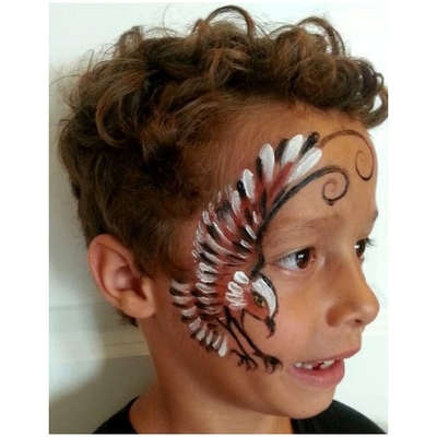 Kit Maquillage artistique naturel - Natural Face Paint