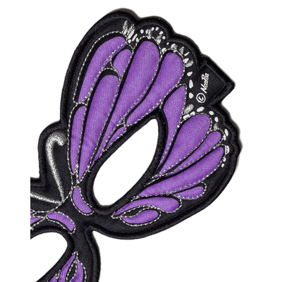 Masque papillon violet - Dreamy Dress-Ups