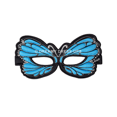Masque papillon bleu - Dreamy Dress-Ups