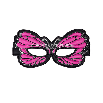 Masque papillon rose - Dreamy Dress-Ups