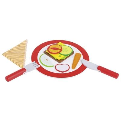 Petit déjeuner à la carte 26 pièces GOKI
