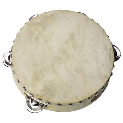 Tambourin avec 5 clochettes GOKI