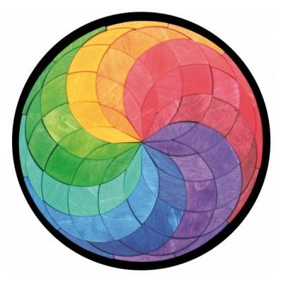 Grande spirale puzzle magnétique GRIMM's