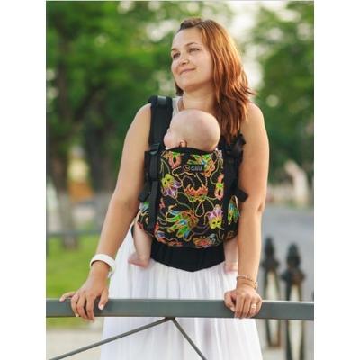 ISARA porte-bébé Standard Love in Venice V3 - Coton Bio