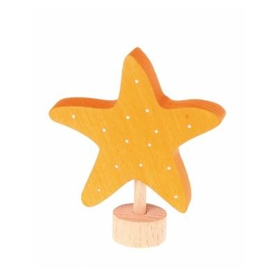 Figurine en bois Etoile de mer GRIMM's