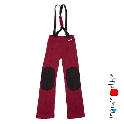ManyMonths Hazelpants Raspberry Red