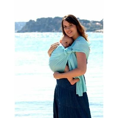 Porte-bébé Sukkiri Menthe