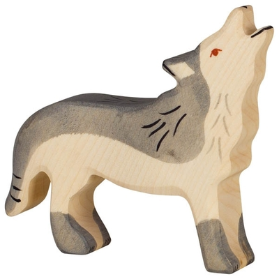 Loup Hurlant Holztiger