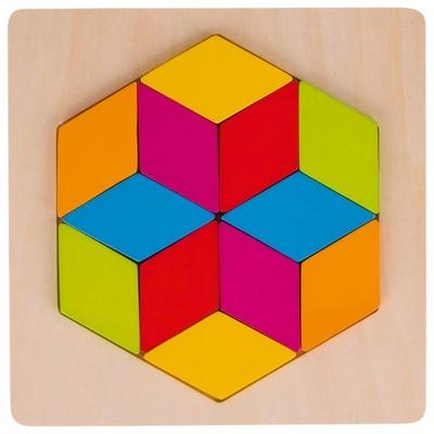 Puzzle des losanges GOKI